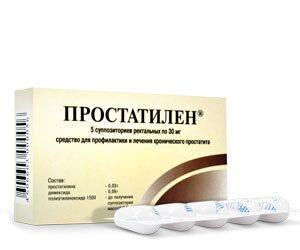Какими таблетками лечить хронический простатит